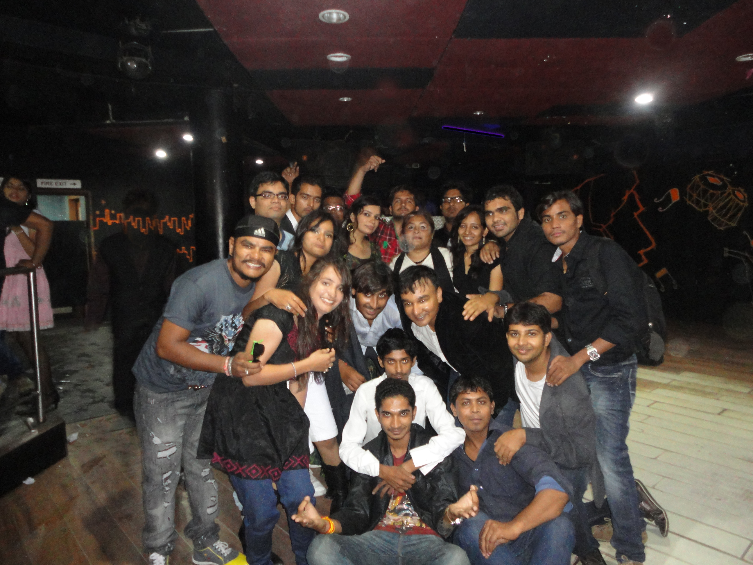 MBA Freshers Party