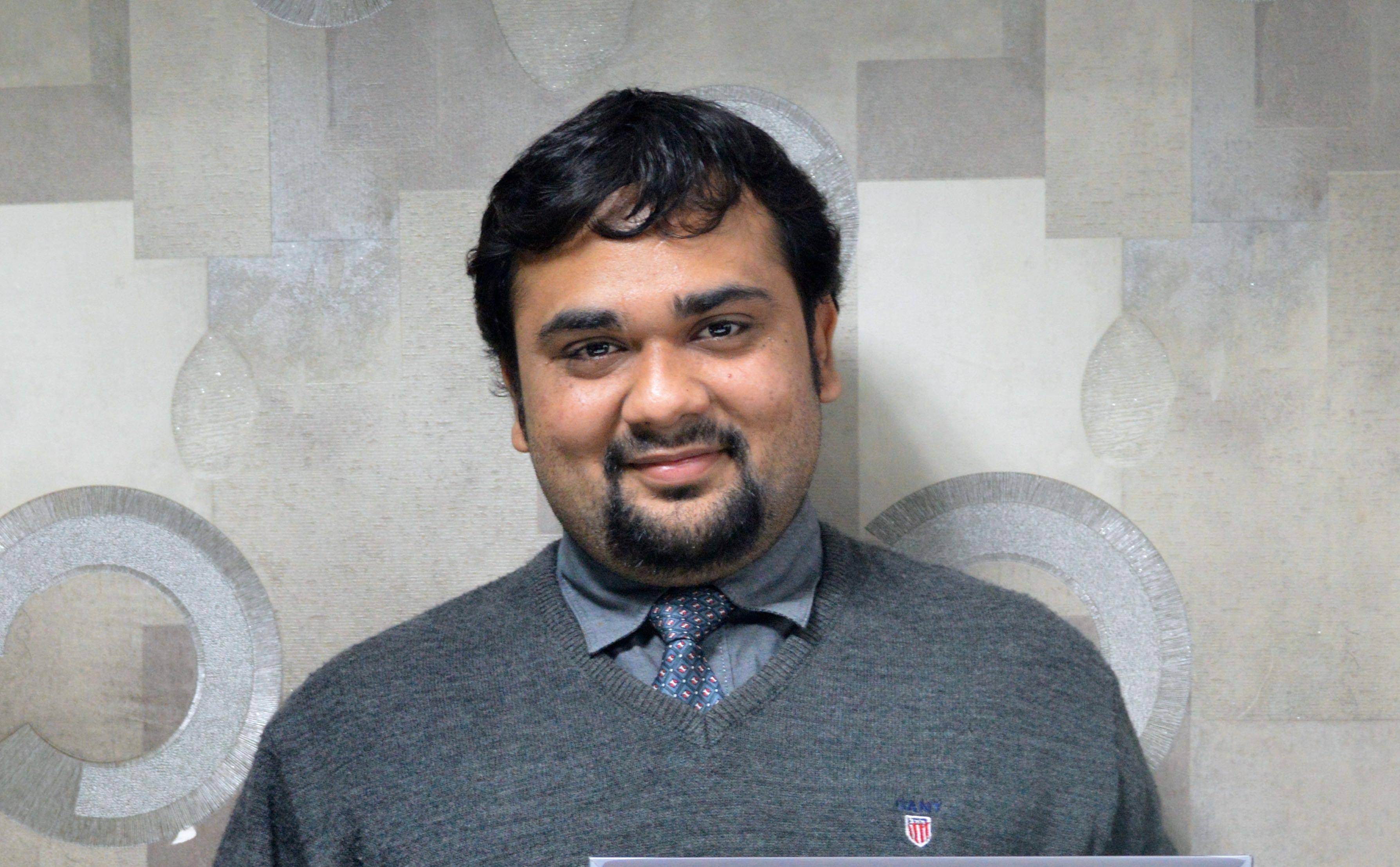 Akash shah Narayana business school Ahmedabad Student