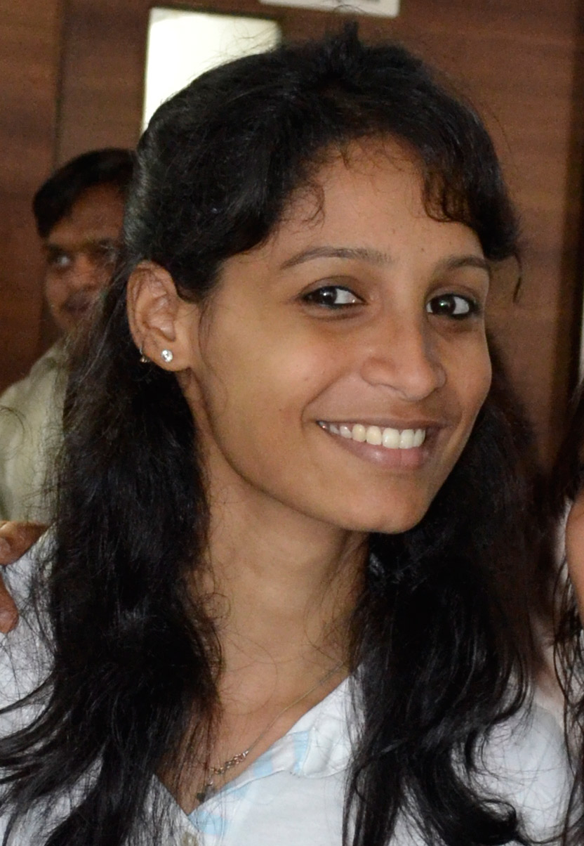 Roshni Pinto Narayana MBA College Student