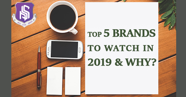 top 5 brand in 2019