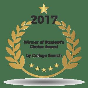 winner of students choice awards