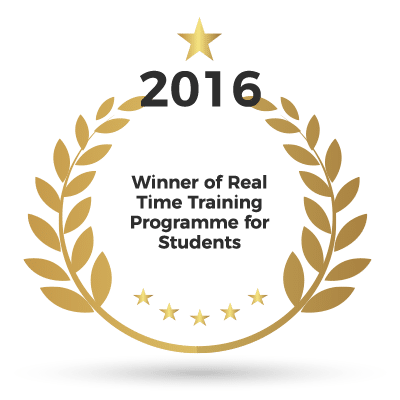 winner of real time training programme