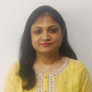 Dr Diksha Sisodia NBS Faculty